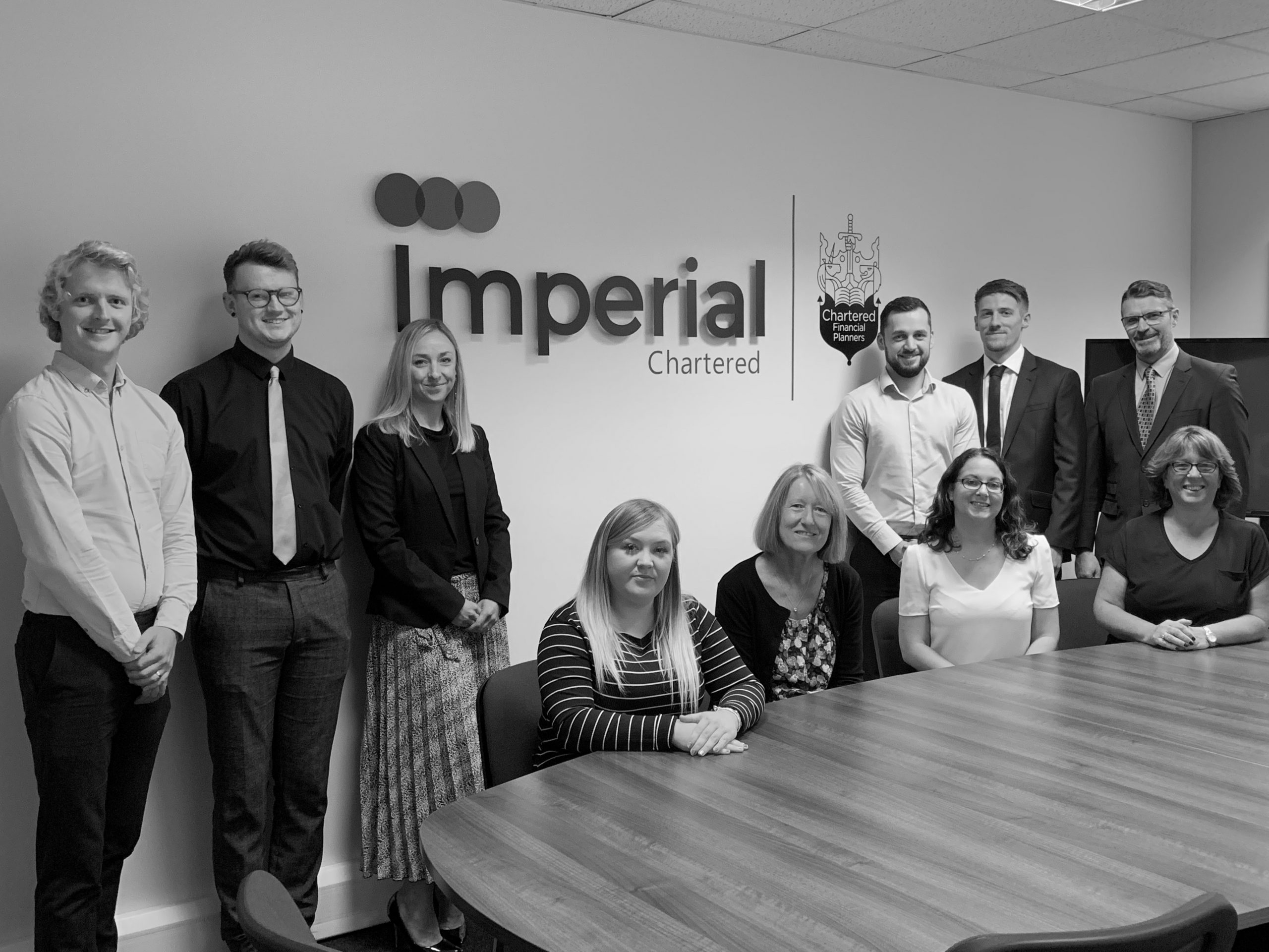 Imperial Wealth Managers Team Photo